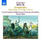Sinfonien op.4,1-3/op.3,6 von Czech Chamber PO Stilec (2014)