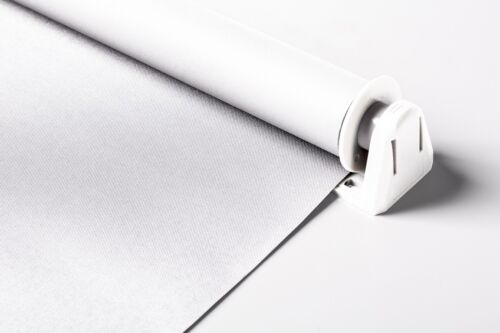 Verdunklungsrollo Weiß 60x210cm Klemmrollo Sonnenschutzrollo Verdunkelungsrollo