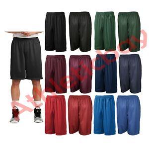 New Men S Basketball Shorts Sport Tek Long Posicharge Classic Mesh Short Ebay Free shipping and free returns on eligible items. ebay