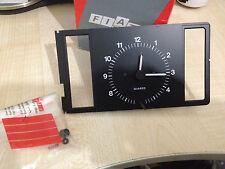 New OEM Genuine Fiat Strada Quarzo Analogue Clock 9938532