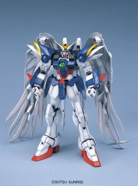 W-Gundam Zero Custom GUNPLA PG Perfect Grade Gundam Wing Endless Waltz 1 60