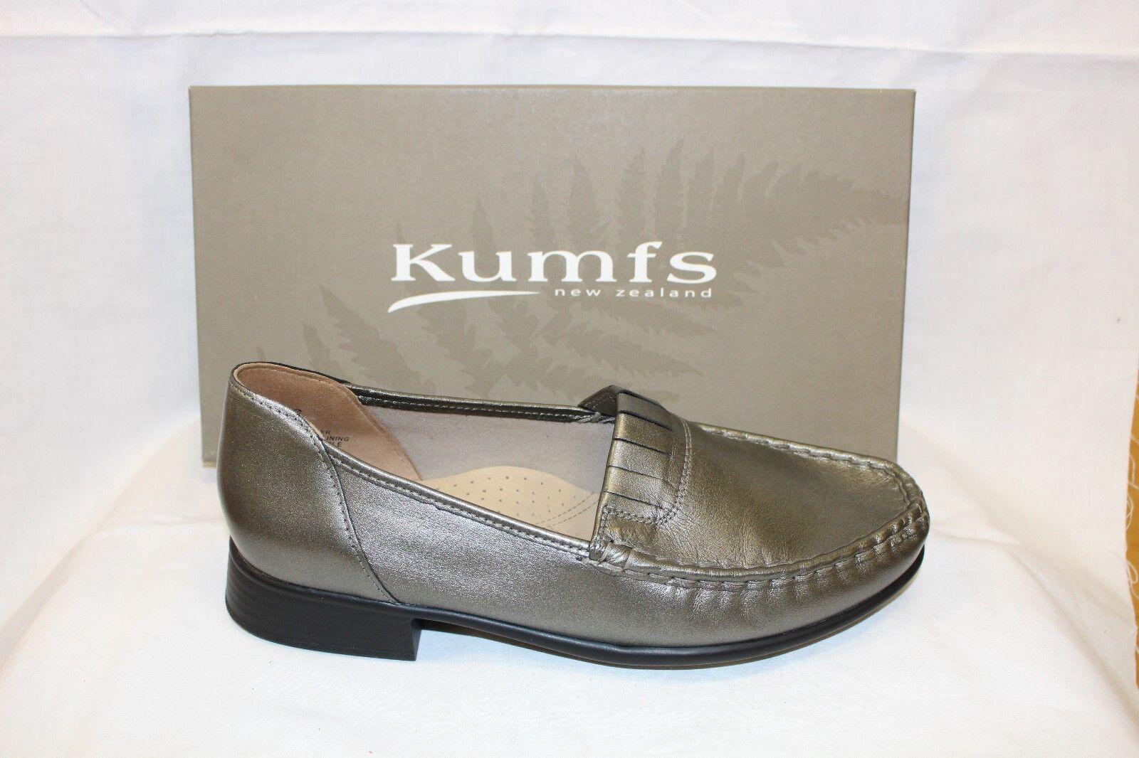 LADIES SHOES/FOOTWEAR - Kumfs Arizona pewter size 41/10