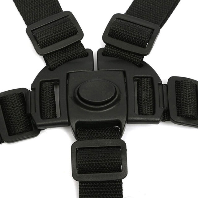 Safety Baby Chair Harness Belt Strap For High Chair Feeding Car Seat NEW LC