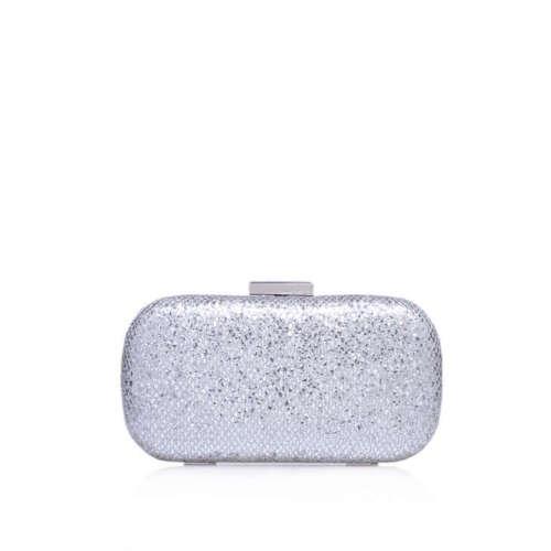00 a £ 50 Miss Borsa Bnwt Rrp Heat Geiger Silver combinazione Kg Kurt 6wxxvqO7