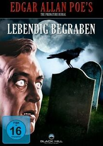 LEBENDIG-ENTERRADO-Roger-Corman-RAY-MILLAND-Edgar-Todos-Poe-DVD-nuevo