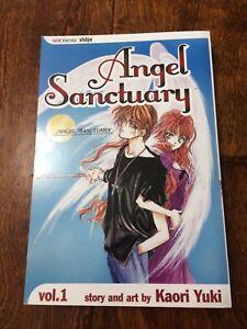 Angel-Sanctuary-Volume-1-Manga-Book-Graffic-Novel-by-Kaori-Yuki-English-teen