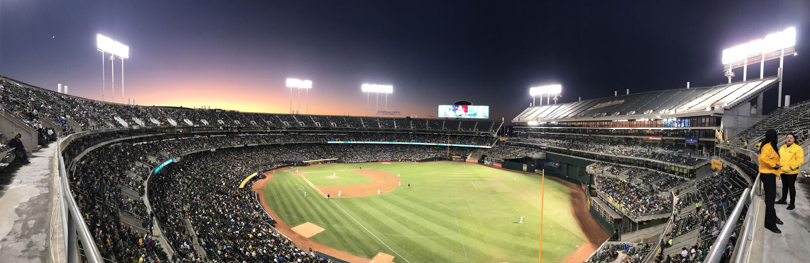 Houston Astros at Oakland Athletics
