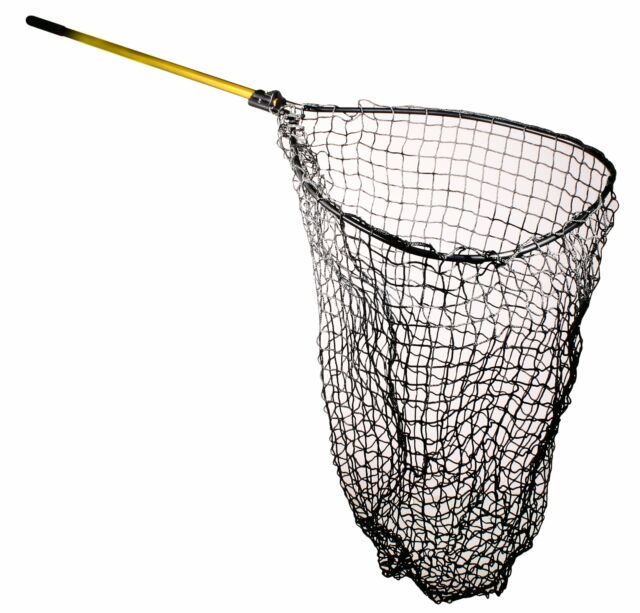 20 X 23-Inch Frabill Conservation Series Landing Net with Camlock Reinforced Handle Premium Landing Net