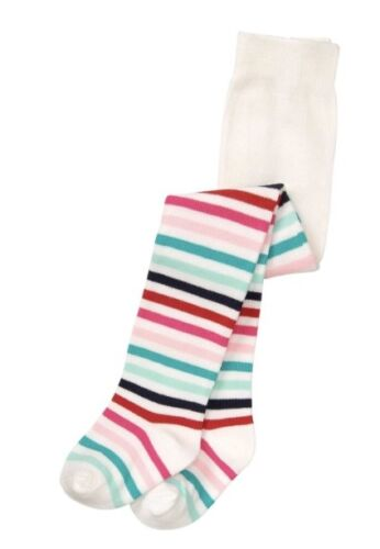 NWT Gymboree Arctic Pals Multi Striped Baby Girls Tights 0-6 6-12 Months Sweater