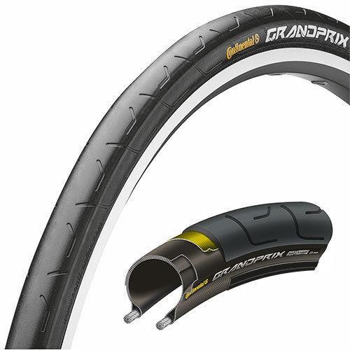 "Continental Grand Prix 26/"" x 1 1//8/"" 28mm Road Bike Black Chili Folding Tyre 250g"