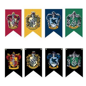 Marvelous Image Is Loading Harry Potter Hogwarts House Banner Flag Wall Hanging