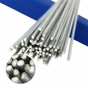 50PCS-Low-Temperature-Aluminum-Welding-Solder-Wire-Brazing-Repair-Rods-New