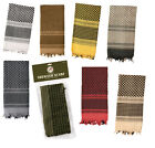 military shemagh lightweight arab tactical desert keffiyeh scarf rothco 4537