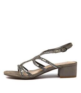 New Django & Juliette 252 Womens Shoes Dress Sandals Heeled