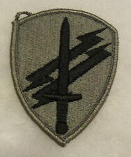 ACU PHY OPS COMMAND PATCH MERROWED EDGE