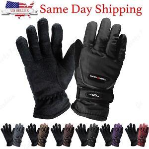 b4c30108374f Image is loading Womens-Outdoor-Sports-Winter-Thermal-Waterproof-Adjustable- Ski-