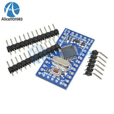 10PCS Pro Mini Atmega168 5V 16M For Arduino Nano replace Atmega328 GOOD