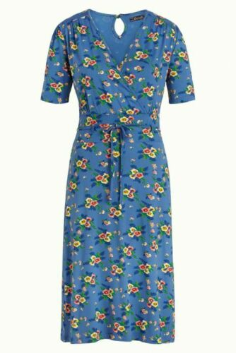 03673 Robe Bleu Goldrush Louie Rouge Floral King Robe Jaune Cecil Floral 2IYDE9WH