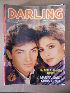 Darling Fotoromanzo N°211 1984 [d31] Nourrir Les Reins Soulager Le Rhumatisme