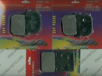 Suzuki Disc Brake Pads Nx85 1983 Front & Rear (3 Sets)
