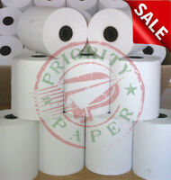 Hypercom Ice4000 2-1/4 X 50' Thermal Receipt Paper - 150 Rolls Free Shipping