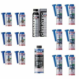liqui moly gas engine renewal kit ceratec engine flush. Black Bedroom Furniture Sets. Home Design Ideas