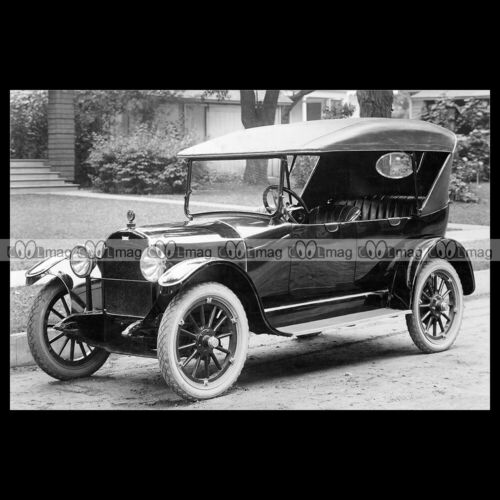 #pha.034097 Photo HOLLIER TOURING CAR 1918