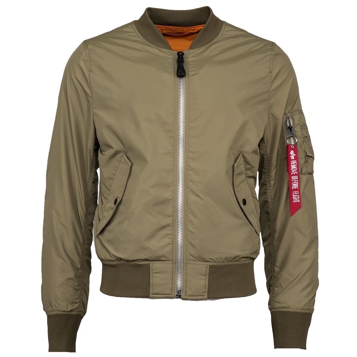Alpha Industries Stratos L-2B Scout Leggero Bomber Stratos Industries bc1138
