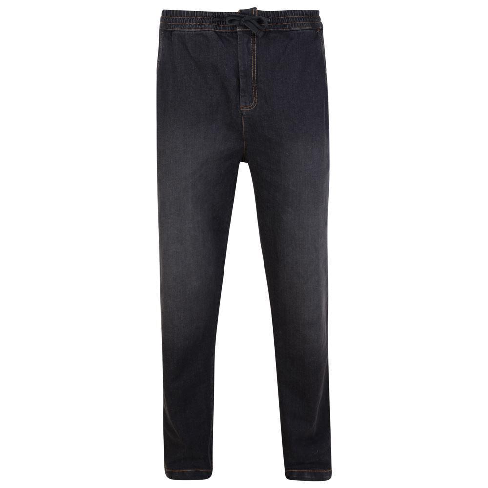 Kam Herren elastischer Bund Jeans Stretch (Marcus)     | Kostengünstig  | Günstigstes  | Trendy