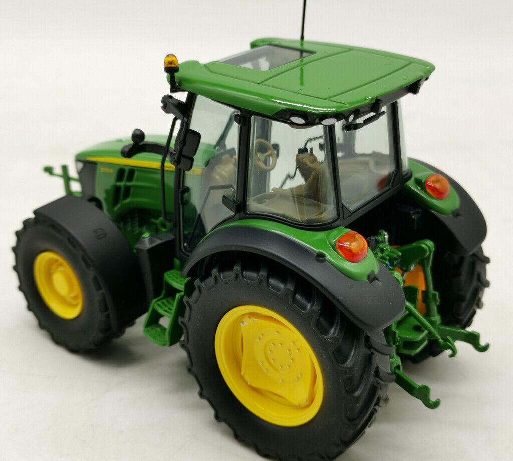 Schuco 1 32 John Deere 5125 R 450772700 Die Cast Tractor Car Model Collection