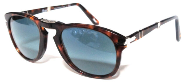 cfccd9510368 Sunglasses Persol Original Po0714 24/s3 54-21 Dark Havana Polarized ...
