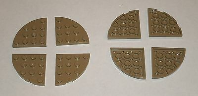 """LEGO PART 4x4 PLATE ROUND CORNER 30565 /""""CHOOSE YOUR COLOR/""""  AUTHENTIC LEGO BRAND"""