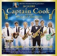 CAPTAIN COOK UND SEINE SINGENDEN SAXOPHONE - DIE DEUTSCHE... CD NEU