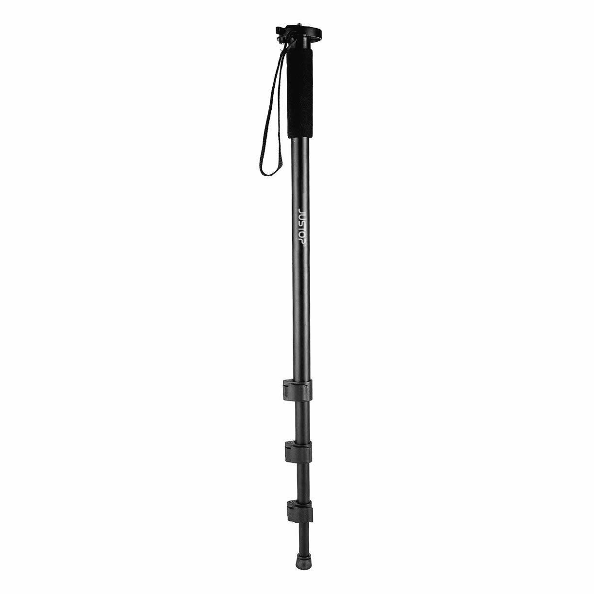 "Extendable 61/"" 4 Section Aluminium Monopod for Camera DLSR SLR Canon Sony Nikon"