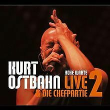 Live-die Chefpartie von Kurt Ostbahn   CD   Zustand gut