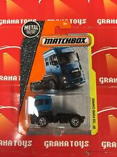 13 Ford Cargo #34 Blue 2016 Matchbox Case K
