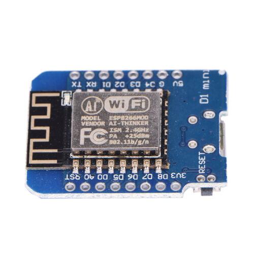 NodeMCU Lua ESP8266 ESP-12 WeMos D1 Mini WIFI  Development Board Module Hot