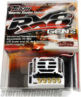 Tekin RX8 Gen2 Brushless Sensored Sensorless 1 8 ESC w Cooling Fan