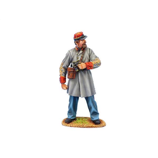 ACW091 Konfederationens artilleriofficer av First Legion