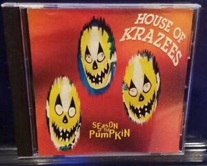 House of Krazees - Season of the Pumpkin CD 95 Latnem Press HOK twiztid r.o.c