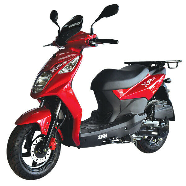 SYM XPRO 125CC DELIVERY SCOOTER