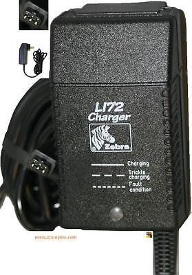 NEW Zebra QL220,320,420 RW 420 and all QL,RW Printer AC Charger L172