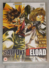 Saiyuki Reload Kollektion Anime 6 Bremsscheiben DVD Box-Set NEUE & VERSIEGELTEN