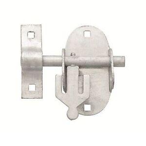 Carlisle Brass-opb-ovale Padbolt 102mm-couleur-galvanisé-afficher Le Titre D'origine Vwq8xnod-07163615-428558588