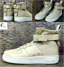 Nike SF Af1 Mid Special Field Mushroom Light Bone Men Air Force 1 917753 200 UK 8