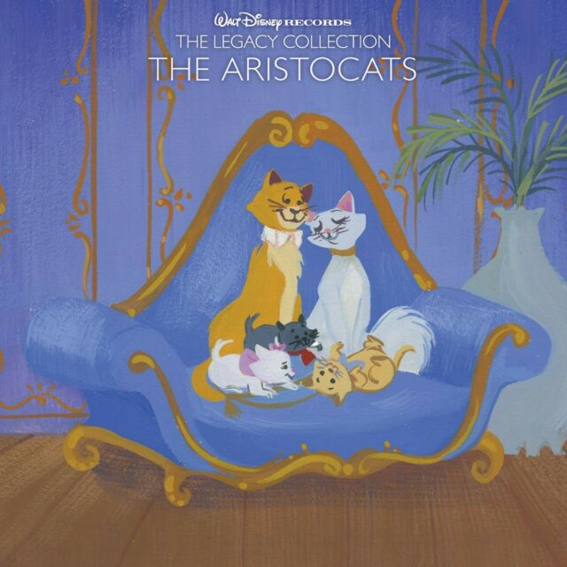 THE LEGACY COLLECTION: THE ARISTOCATS 2 CD NEU