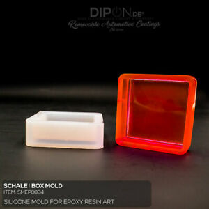 Epoxidharz Silikonform SPHERE KUGEL Gießform Epoxy Resin Art Silicone Mold