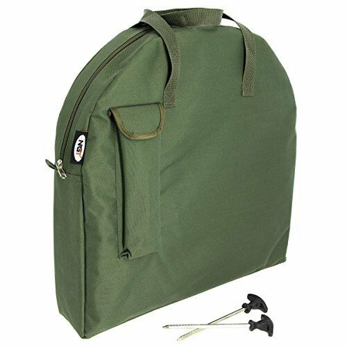 Pegs /& Case NEW NGT Carp Coarse Fishing Fast Popup Padded Unhooking Mat Cradle