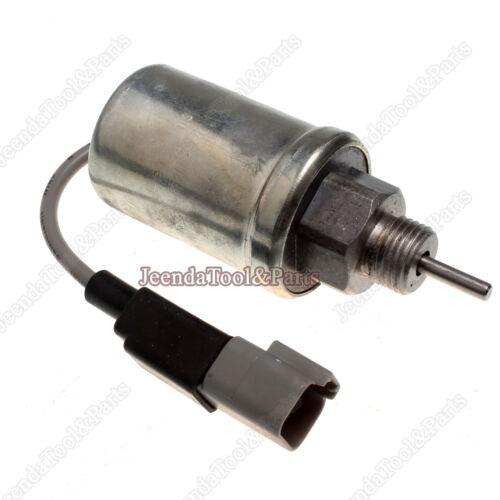 Electric Stop Solenoid U85206451 For Perkins 403C 404C-22 Solenoid 35107U 12V
