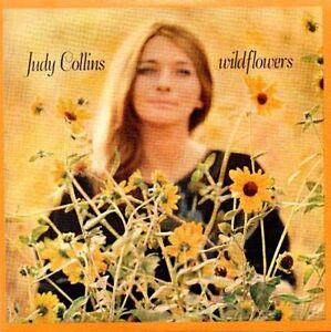 NEW-CD-Album-Judy-Collins-Wildflowers-Mini-LP-Style-Card-Case